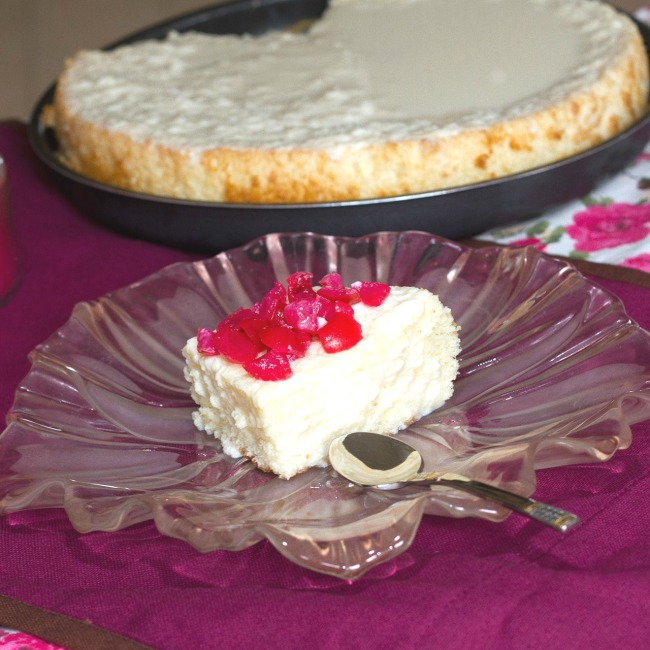 Tres Leches cake FG
