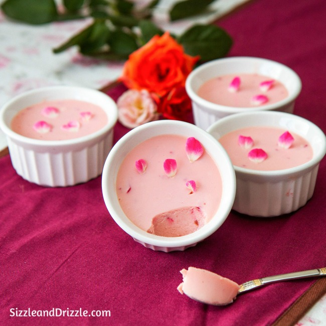 Sweetened curd SnD