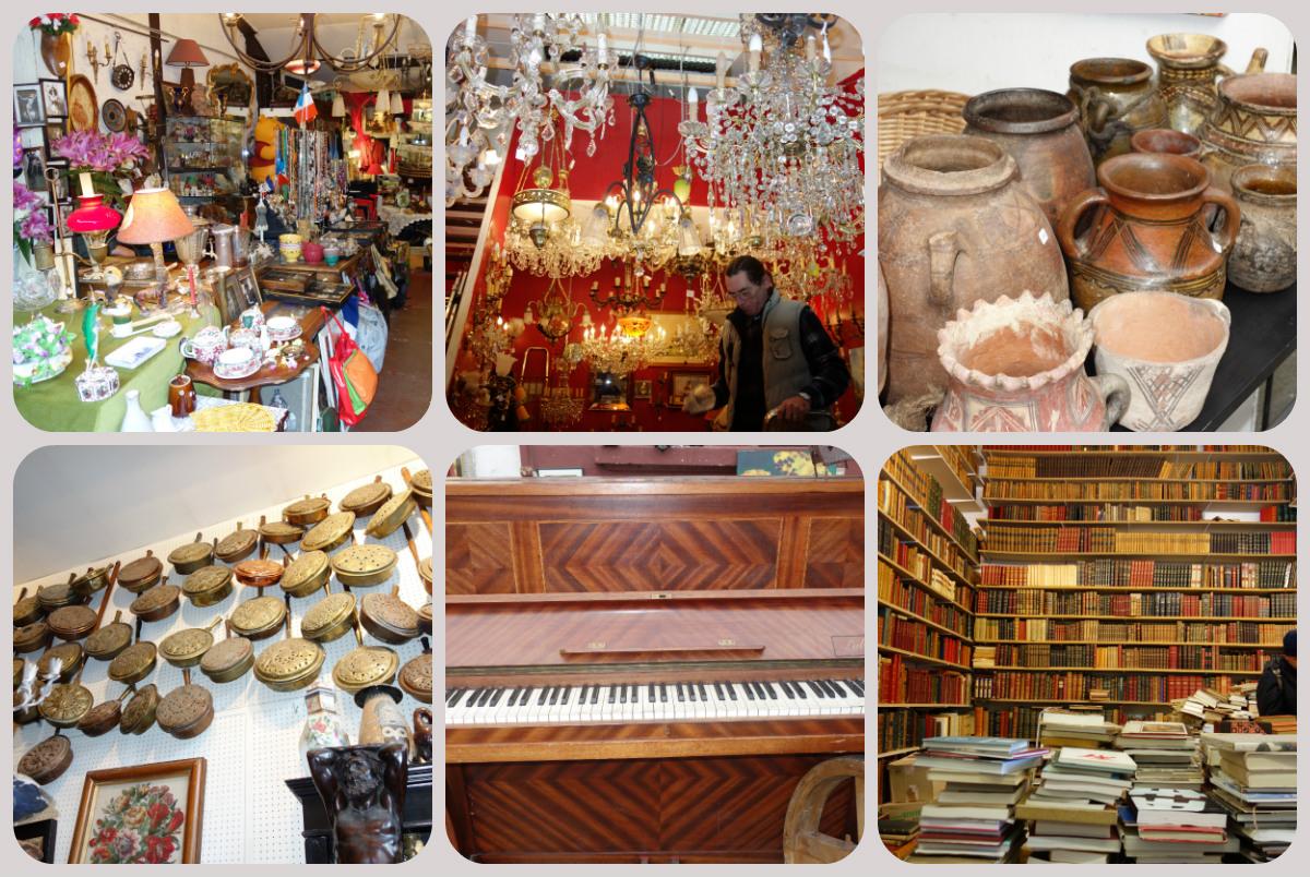 Paris flea market | Sizzle and Drizzle