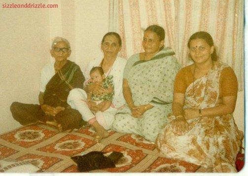 5 generations Snd