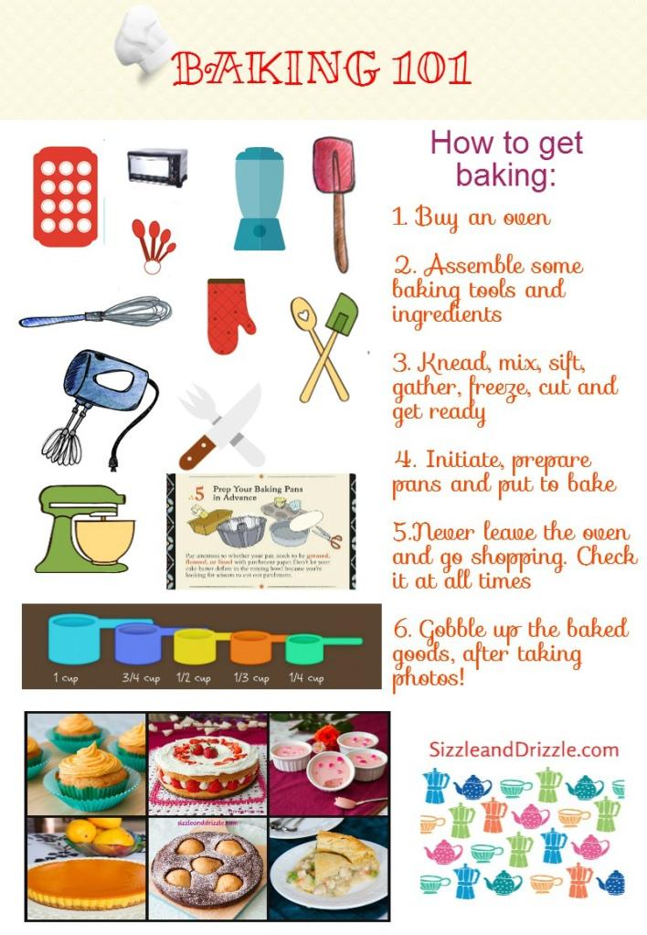 Baking 101 SnD