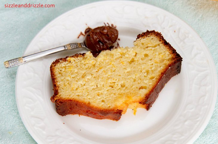 orange olive oil whole wheat cake