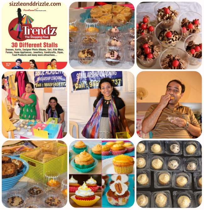 Bake Sale collage