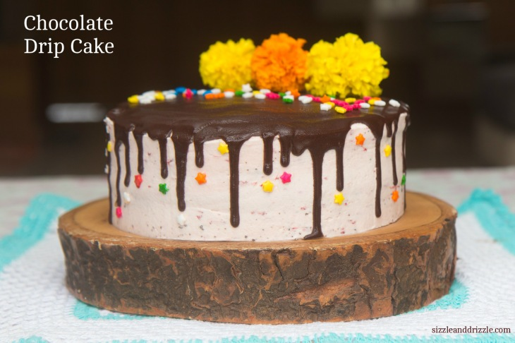 drip-cake-with-flowers