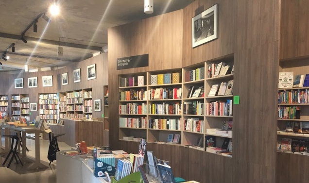 Bookstore in Berlin